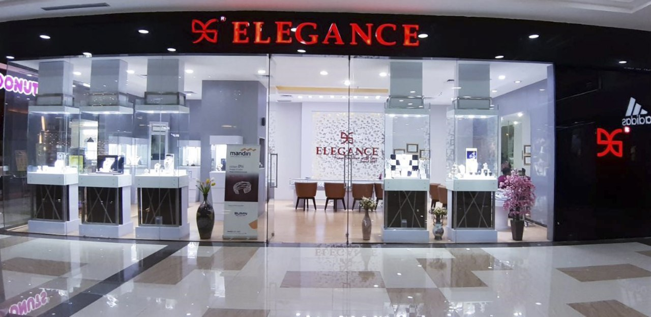Toko Emas Elegance Jewelry